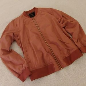 URBAN OUTFITTERS · Lightweight Bomber Jacket